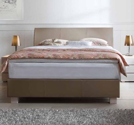 unser bett box spring. Black Bedroom Furniture Sets. Home Design Ideas