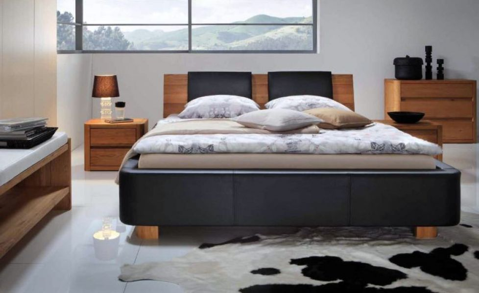 bett dream line von hasena. Black Bedroom Furniture Sets. Home Design Ideas